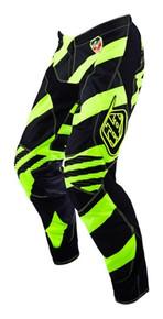 2016 Troy Lee Designs SE Pants Caution Flo Yellow/Black