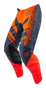 2016 Troy Lee Designs GP Pants Flexion Orange/Grey