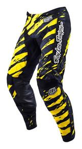 2016 Troy Lee Designs GP Pants Vert Yellow/Black