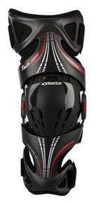 Alpinestars Fluid Tech Knee Brace Black/Red Left