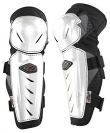 Troy Lee Designs Lopes Adult Knee Guards White
