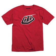Troy Lee Designs Classic T-Shirt Red
