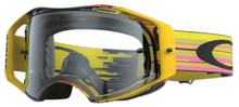 Oakley Airbrake Googles Glitch PYG With Clear Lens