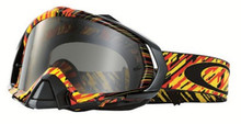 Oakley Mayhem Pro Goggles R.O.T Red/Yellow/Grey