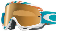 Oakley O Frame Goggles RPM Orange/Blue With Iridium Lens