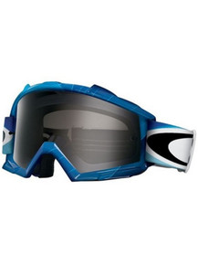 Oakley Proven Goggles H20 Blue Swell Fade With Dark Grey Lens