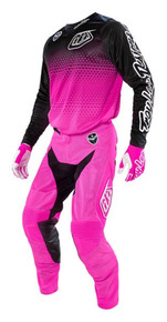 2016 Troy Lee Designs Combo SE Air Star Pink/Black