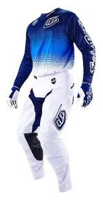 2016 Troy Lee Designs Combo SE Starburst White/Navy