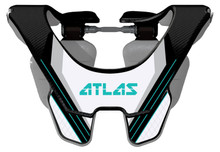 2015 Atlas Carbon Neck Brace Deluxe