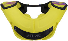 2015 Atlas Broll Neck Brace Cotton Candy One Size