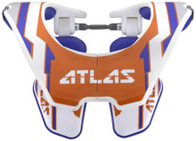 2015 Atlas Kids Tyke Neck Brace Gamer One Size