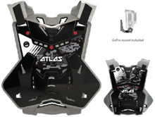 2015 Atlas Body Armour Defender Body Armour Digital Stealth Adult one Size