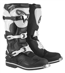 Alpinestars Tech One Boots Black/White