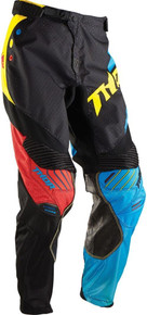 2016 Thor Core Pant Divide Black/Multi