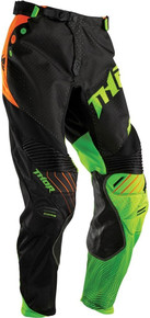 2016 Thor Core Pant Divide Black/Flourescent
