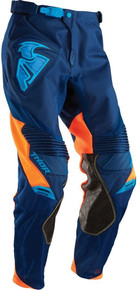 2016 Thor Core Pant Control Navy/Flo Orange
