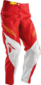2016 Thor Phase Youth Pant Hyperion Red