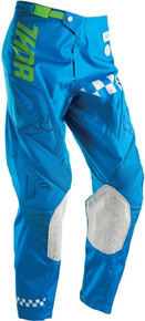 2016 Thor Phase Youth Pants Ramble Blue/Green