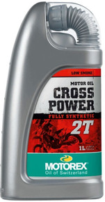 MOTOREX CROSS POWER Fully Synthetic 2T Engine Oil