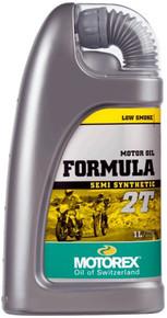 MOTOREX FORMULA Semi-Synthetic Engine Oil 2T 1 Litre
