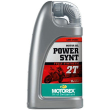 Motorex Racing Power Fully Synthetic 2T 1 Litre