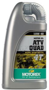 Motorex 10/40 4T Quad ATV Semi Synthetic Engine Oil
