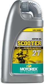 Motorex Scooter Semi Synthetic Engine Oil 2T 1 Litre