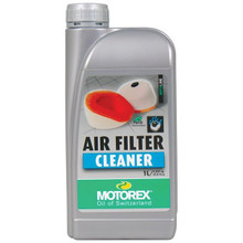 MOTOREX AIR FILTER CLEANER 1 Litre
