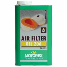 MOTOREX AIR FILTER OIL 1 Litre