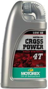 Motorex Crosspower 10/60 KTM 4T Fully Synthetic 1 Litre
