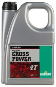 Motorex Crosspower 10/60 KTM 4T Fully Synthetic 4 Litre
