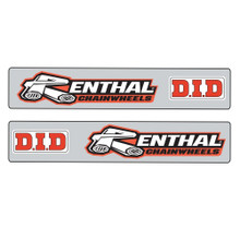 Factory Effex Sponsor SwingArm Renthal DID