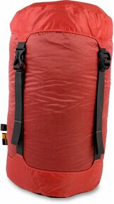 Lifeventure Compress Stuff Sack 15L Red