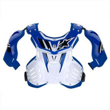 Alpinestars Storm Chest Protector Blue/White