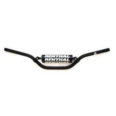 """Rentha 7/8"""" 611 Bend Mini Bike Handlebars 100cc Black"""