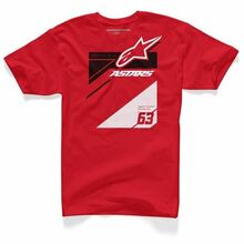 Alpinestars Chisel T-Shirt Red