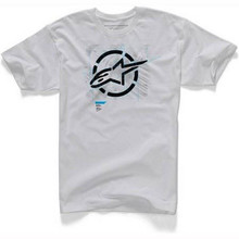 Alpinestars Framework T-Shirt Silver