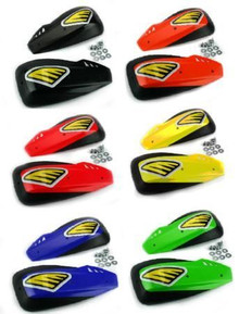 Cycra Enduro DX Handshields/Guards Orange