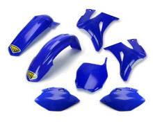 Cycra Full Body Plastic Kit Yamaha YZF250/450 06-09 Blue