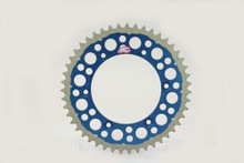 Renthal Twinring Back/Rear 52T/Tooth Blue Sprocket