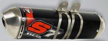 DEP DEP4211 S7R Silencer End Can KTM SXF250/350 2013-16, HUSKY FC250/350 2014-16