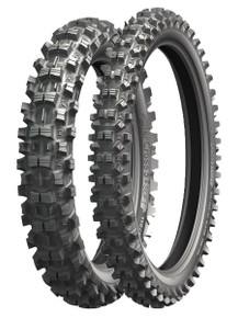 Pair Michelin Starcross 5 Soft Front 80/100-21 & Rear 120/90-18