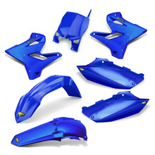 Cycra Full Plastics Kit  Yamaha YZ125/250 05-14 Blue