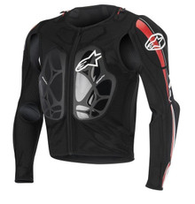 2016 Alpinestars Bionic Pro Jacket Black/Red/White