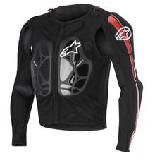 2016 Alpinestars Bionic Pro Jacket Black/Red/White