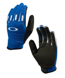 2016 Oakley Factory 2.0 Blue Line Gloves