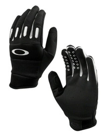 2016 Oakley Factory 2.0 Jet Black Gloves
