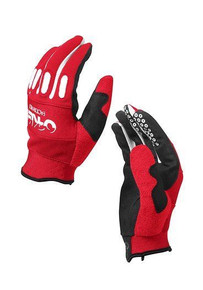 2016 Oakley Factory Gloves Red Line