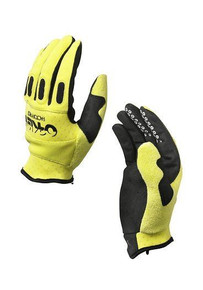 2016 Oakley Factory Gloves Sulphur