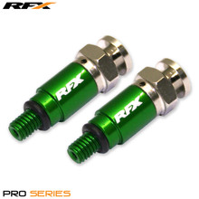 RFX Pro Fork Air Bleeders M5x0.8 (Green) Kayaba/Showa  CRF/YZF/RMZ/KXF